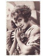 BEAUTIFUL RETRO WOMAN- ART DECO GLAMOUR vintage... - $7.31