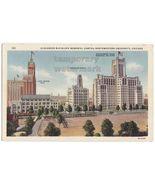 McKINLOCK CAMPUS BUILDINGS~NORTHWESTERN UNIVERSITY~CHICAGO IL c1930-40s ... - $4.37