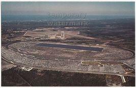DAYTONA FL INTERNATIONAL SPEEDWAY AERIAL VIEW~MOTOR RACING-SPORTS~1960s ... - $4.14