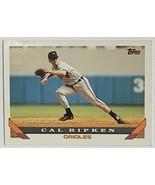 1993 Topps #300 Cal Ripken Baltimore Orioles Baseball Card - $2.44