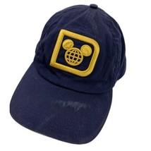 Walt Disney Parks Mickey Mouse Ball Cap Hat Adjustable Baseball Adult - $13.85