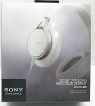 Sony MDR10RNCIP iPad/iPhone/iPod Noise-Canceling Wired Headphones White NIB - $195.00