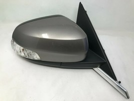 2009 Jaguar XF Passenger Side View Power Door Mirror Gray OEM G216002 - $395.99