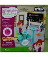 K'NEX Mighty Makers Jess' Jammin' Garage Building Mini Set New - $6.81