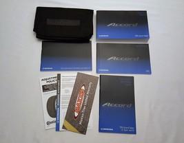 2015 Honda Accord Sedan Owners Manual 04999 - $34.60