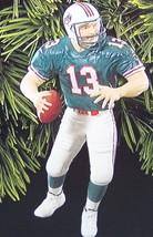 Hallmark 1999 Football Legends #5 Dan Marino Miami Dolphins NFL Ornament - $29.95