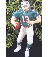 Hallmark 1999 Football Legends #5 Dan Marino Miami Dolphins NFL Ornament - $29.95
