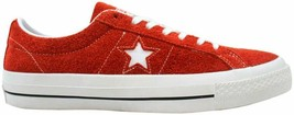 Converse One Star OX Red/White-Gum 153063C Men's Size 7.5 - $70.00