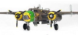 Academy 12328 1:48 USAAF B-25D Pacific Theatre Plastic Hobby Model Airplane Kit image 2