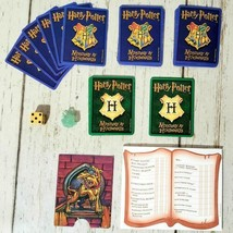 Harry Potter Mystery at Hogwarts Board Game Replacement Pieces Cards Ghost More - $10.88
