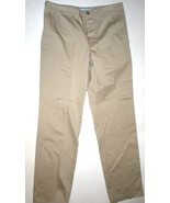 NWT New Mens RED Valentino 50 Italy 34 US Khaki Tan Pants Designer Butto... - $238.00