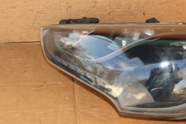 13-16 Hyundai Veloster Turbo Projector Headlight Lamp W/LED Driver Left LH image 4
