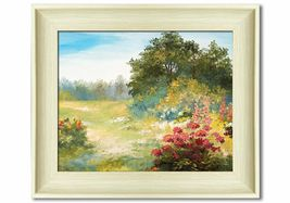Elegant Custom Framed Canvases 16x16 Wall Art Customize Canvas  with your Artwor image 6