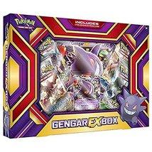 Pokemon 2016 Assorted EX Box-Gengar - $19.59