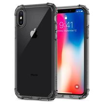 Spigen Crystal Shell Air Cushion Technology Case for iPhone Xs Clear NWT Bumper image 3