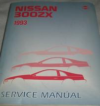 1993 Nissan 300ZX 300 Zx Servizio Riparazione Officina Shop Manuale OEM ... - $186.96
