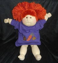 """21"""" VINTAGE CABBAGE PATCH KIDS SOFT SCULPTURE BABY DOLL STUFFED ANIMAL P... - $177.64"""