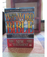 Watch Word New Testament  Bible On 10 DVD's _ Used - $19.99