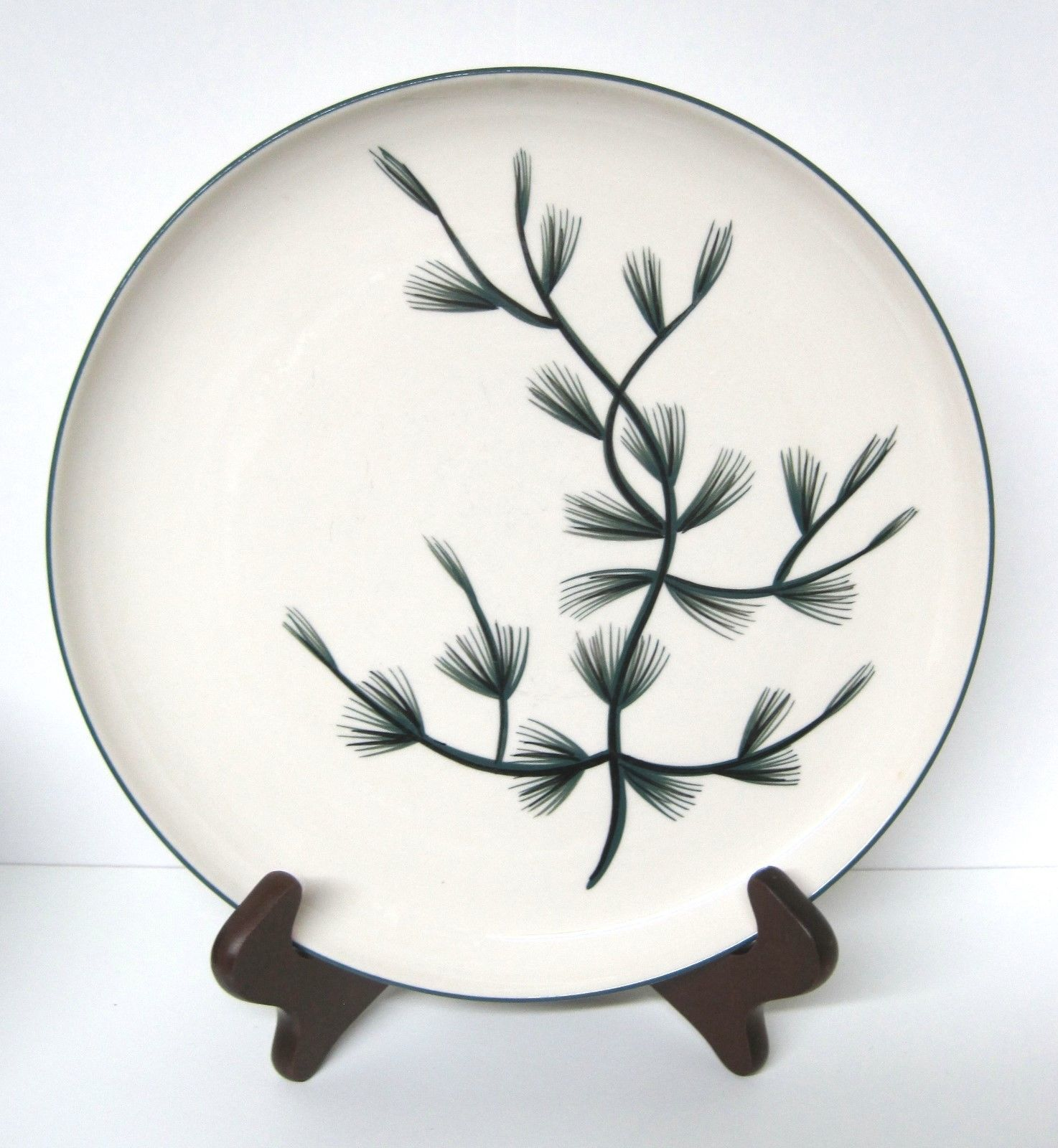 "Primary image for Blue Spruce Winfield China Pottery California Dinner Plate 10 "" Good Shape PTB"