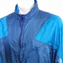 VTG 90s Nike Windbreaker Jacket Colorblock Coat Lined Swoosh Air Flight ... - $59.99
