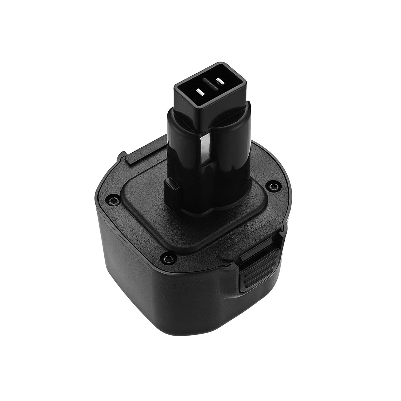 For Dewalt 9.6V Battery Pack Dw9062, Upgrade 3700Mah Battery Replaceme - $39.99