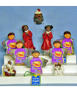 African American Christmas Lot  - $15.00