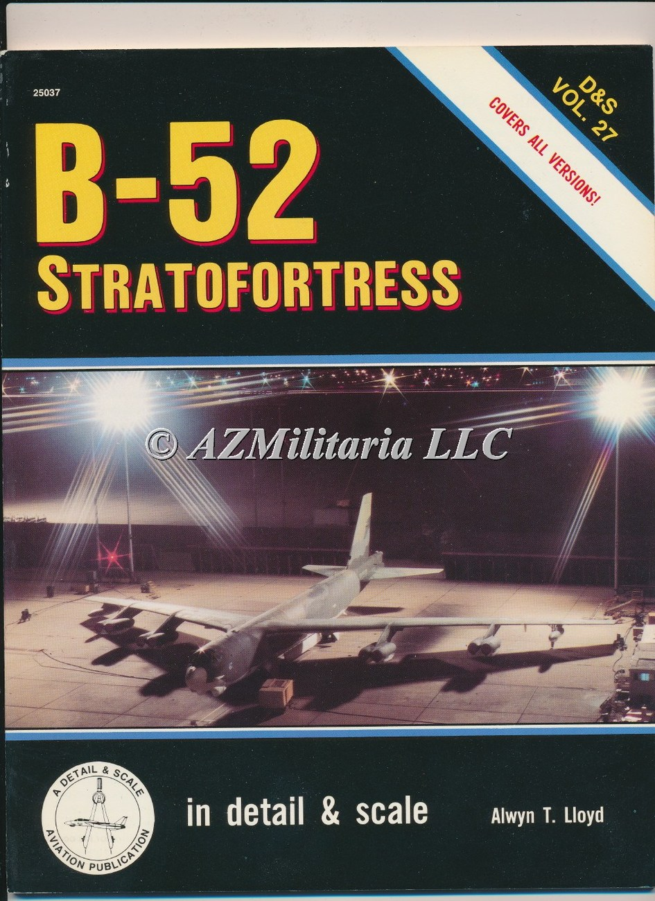 B-52 Stratofortress D&S VOL 27