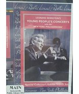 Volume 7 - Leonard Bernstein's Young People's Concert with the New York ... - $6.93