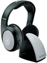 SENNHEISER RS110 900 MHZ WIRELESS RF HEADPHONES - $89.05
