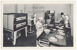 Chicago IL Swift & Company Meat Factory Research Bakery c1950s postcard ... - $4.55
