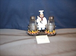 Chef Salt & Pepper - Spice DuJour  HH44091   ABC - $11.95