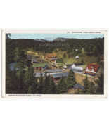 Evergreen, Bear Creek Canon Denver Mountain Parks Colorado c1920s postcard M8462 - $3.22