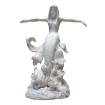 Siren of the Seas Water Spirit Mythical Sea Mer... - $64.30