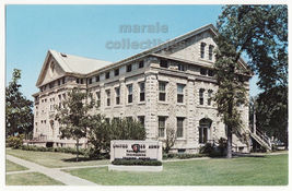 Rock Island Arsenal, Illinois Historic Building c1960s postcard M8512 - $3.22
