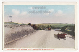 Whitecomb Hill MA Mohawk Trail through Berkshire Hills c1920s old postcard M8720 - $3.45