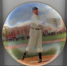 """Cy Young 8"""" Collector Plate - The Perfect Game - A Delphi Original - The Brad... - $22.99"""