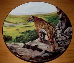 Vintage Collectible 1990 - The Hamilton Collection ~ Big Cats of the World - $19.00