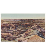 Painted Desert Arizona National Park c1930s linen unused postcard AZ M8910 - $2.71