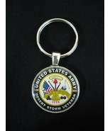 United States Army Desert Storm Veteran keychain - $12.87
