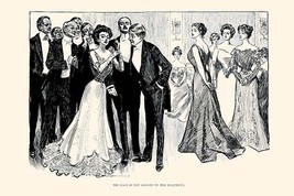 The Race is Not Always to the Beautiful by Charles Dana Gibson - Art Print - $19.99+