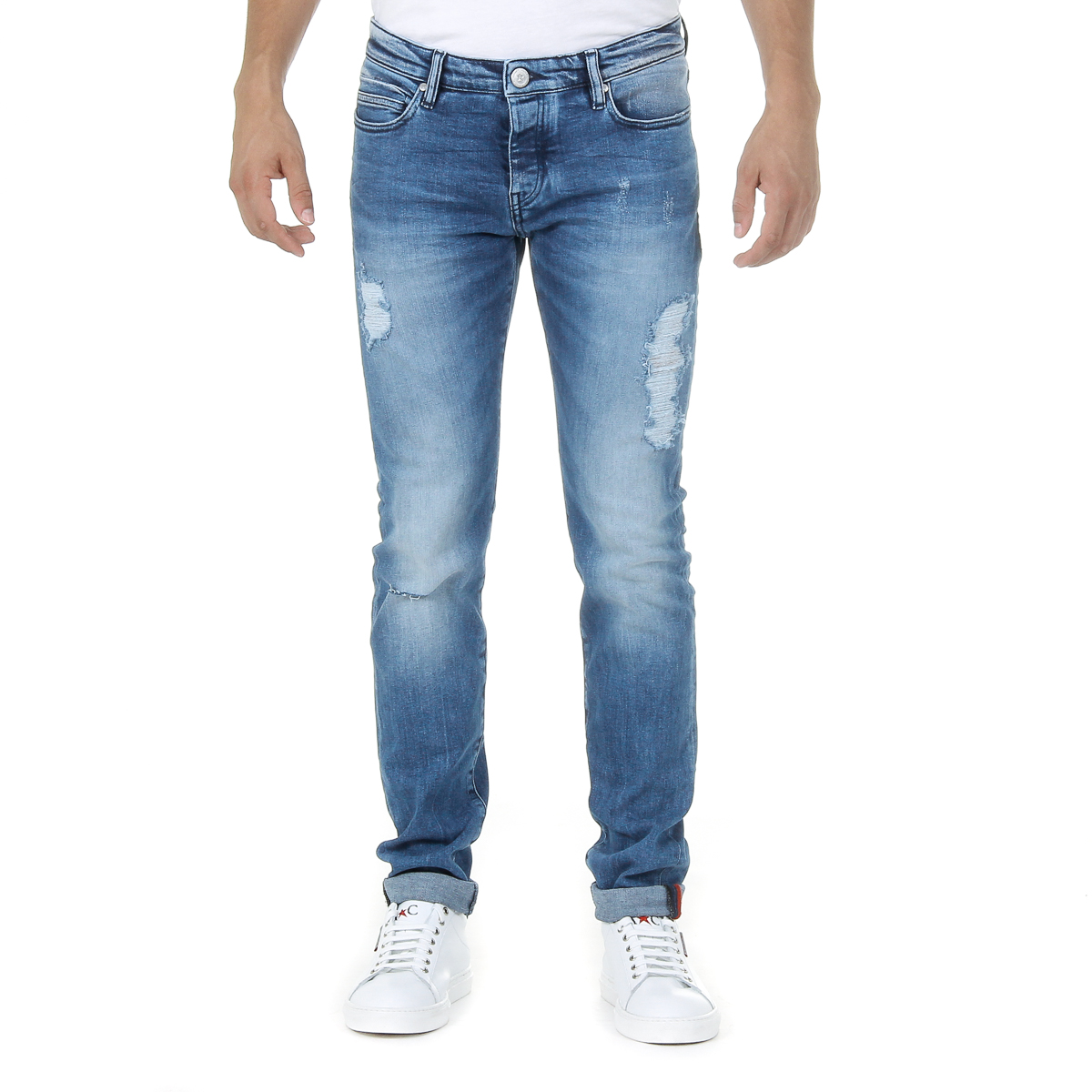 Primary image for Andrew Charles Mens Jeans Denim JAN