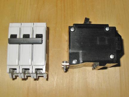 ITE NEW PLUG-IN CIRCUIT BREAKER 3 POLE 50 AMP 120 VAC NEW! Q350 SIEMENS