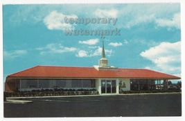 Howard Johnson's Inns  Advertising Postcard  Roadside Hotel - $3.22
