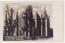 GERMANY WIMPFEN IM TAL STIFTSKIRCHE~c1930s photo postcard RPPC - $3.22