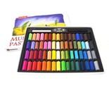 Mungyo Non Toxic Soft Pastels Set of 24, 32, 48, 64 Colors Square Chalks