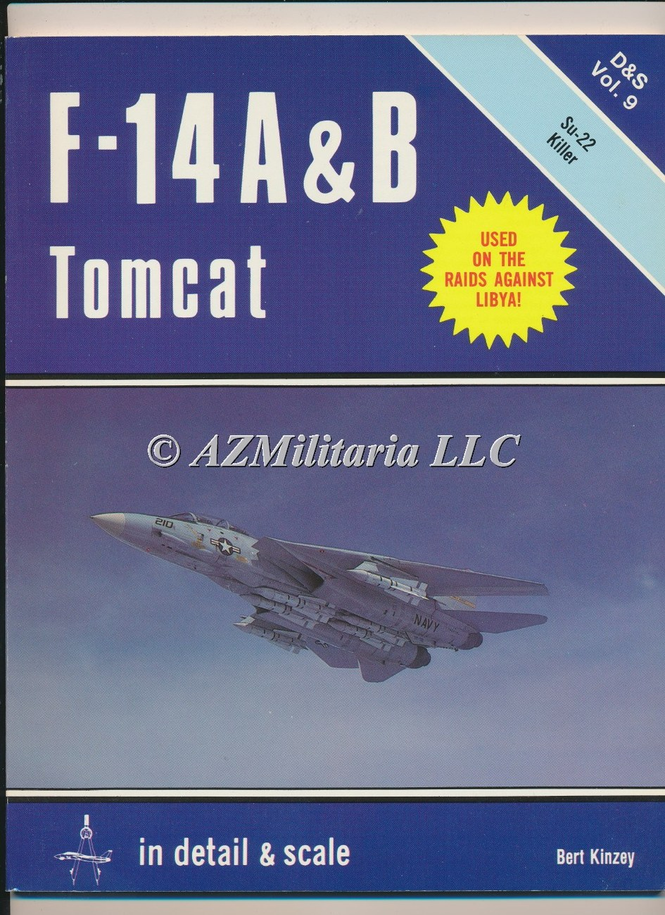 F-14 A & B Tomcat D&S VOL 9