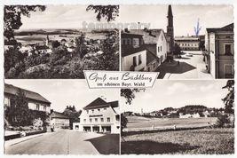 Buchlberg Germany Greetings Old Postcard   1960s  Passau Bavaria - $3.22