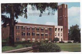 John Pierce Hall Eastern Michigan University~Ypsilanti Mi~C1960s Postcard - $4.55