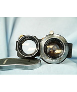 Mamiya 105mm f/3.5 C Lens c/w Cap TLR C2 C3 C22 C33 C220 C330 TESTED -NICE- - $100.00