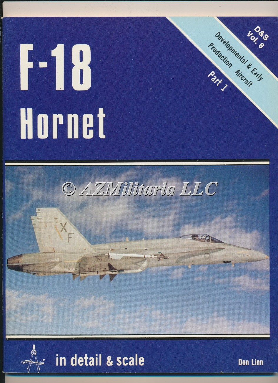 F-18 Hornet Part I D&S VOL 6